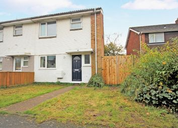 Thumbnail 3 bedroom end terrace house for sale in Northmore Road, Locks Heath, Southampton