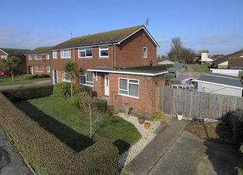 Thumbnail 4 bed semi-detached house for sale in Malvern Park, Beltinge, Herne Bay, Kent