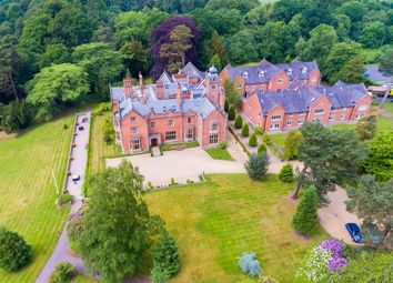 Thumbnail 2 bed flat for sale in Altrincham Road, Styal, Wilmslow