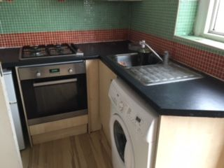 Thumbnail 1 bed flat to rent in Sharrolds Rd, Fulham
