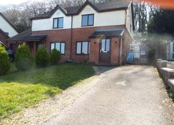 Thumbnail 2 bed property to rent in Carmel, Holywell