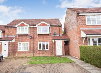 Thumbnail 2 bed semi-detached house for sale in Heathfield Avenue, Branston