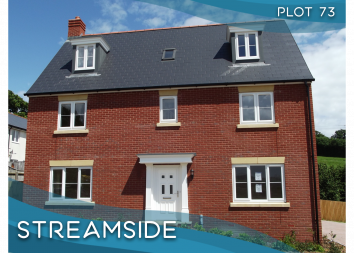 Thumbnail 5 bed property for sale in Plot 73, Dukes Way, Axminster