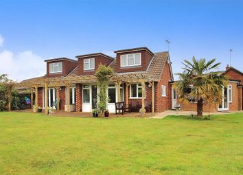 Thumbnail 4 bed link-detached house for sale in Howard Close, West Horsley, Leatherhead