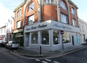 Thumbnail Commercial property to let in Meadow St, Weston-Super-Mare, North Somerset