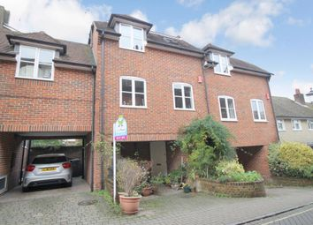 Thumbnail 3 bed town house for sale in Canon Street, Winchester