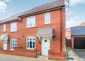 Thumbnail 3 bed semi-detached house for sale in Skinner Road, Aylesbury