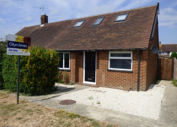 Thumbnail 3 bed semi-detached bungalow for sale in Loveys Road, Yapton, Arundel