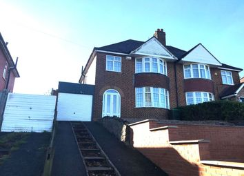 Thumbnail 3 bed semi-detached house for sale in New Birmingham Road, Tividale, Oldbury