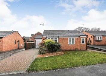 Thumbnail 2 bed detached bungalow for sale in Stoneleigh Way, Swanwick, Alfreton