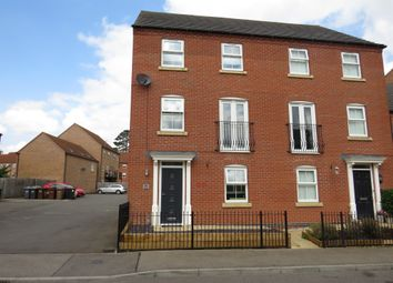 Thumbnail 4 bed semi-detached house for sale in Pentland Drive, Greylees, Sleaford