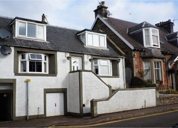 Thumbnail 3 bed semi-detached house for sale in New Road, Milnathort