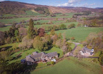 Thumbnail 4 bed detached house for sale in Ballintuim, Blairgowrie, Perthshire
