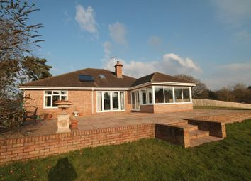 Thumbnail 4 bed detached bungalow for sale in Walkmill Drive, Market Drayton