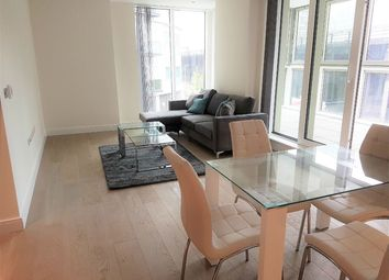 Thumbnail 2 bed flat for sale in Cascade Court, 1 Sopwith Way, London