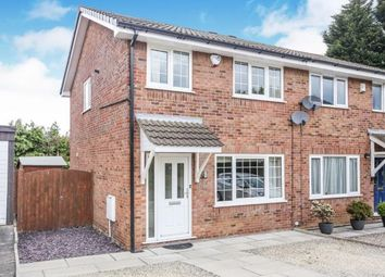 Thumbnail 3 bedroom semi-detached house for sale in Westbury Drive, Marple, Stockport, Greater Manchester