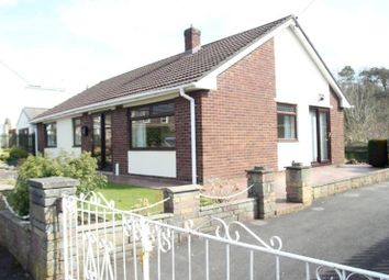 Thumbnail 3 bed detached bungalow for sale in Alexandra Road, Abergavenny