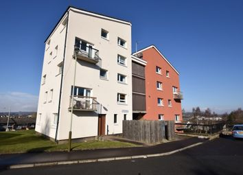 Thumbnail 1 bed flat for sale in Gillespie Crescent, Perth