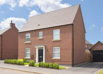"Thumbnail 3 bed detached house for sale in ""Hadley"" at Shrewsbury Court, Upwoods Road, Doveridge, Ashbourne"
