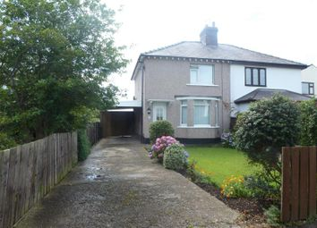 Thumbnail 2 bed semi-detached house to rent in 15 Homecrofts, Little Neston, Cheshire