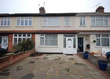 Thumbnail 2 bedroom terraced house for sale in Eastbury Road, Romford, Essex