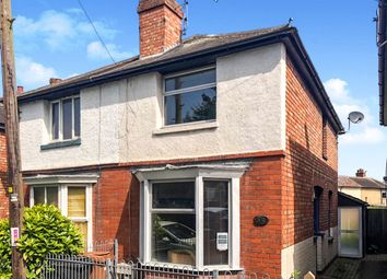Thumbnail 2 bed semi-detached house for sale in Limes Avenue, Melton Mowbray