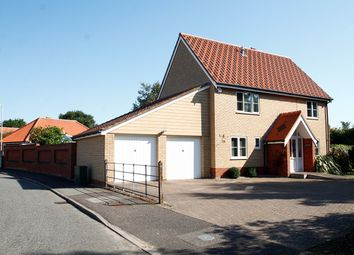 Thumbnail 4 bedroom detached house for sale in Sandling Crescent, Rushmere St Andrew, Ipswich