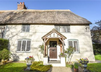 Thumbnail 3 bed semi-detached house for sale in Hilton, Blandford Forum, Dorset