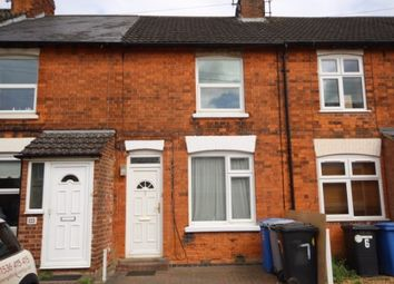 Thumbnail 2 bed terraced house to rent in Railway View, Kettering