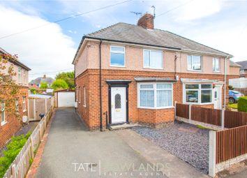Thumbnail 3 bed semi-detached house for sale in Borough Grove, Flint, Flintshire