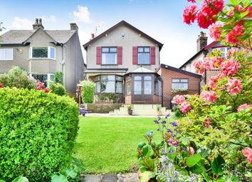 Thumbnail 3 bed detached house for sale in Jubilee Road, Chapel-En-Le-Frith, High Peak, Derbyshire
