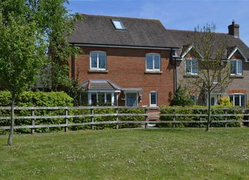 Thumbnail 4 bed semi-detached house for sale in Middle Farm Close, Chieveley, Newbury, Berkshire