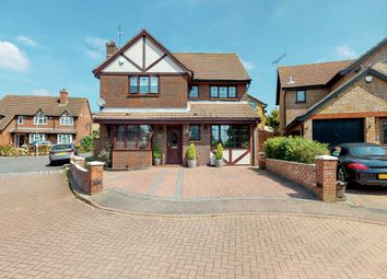 4 bed detached house for sale in Yew Close, Cheshunt EN7