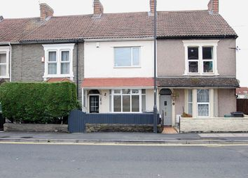 Thumbnail 2 bedroom terraced house for sale in Hanham Road, Hanham, Bristol