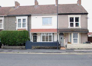 Thumbnail 2 bed terraced house for sale in Hanham Road, Hanham, Bristol