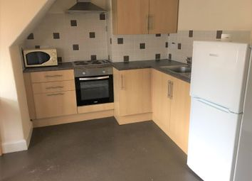 Thumbnail 1 bed flat to rent in Bath Street, Rhyl