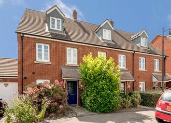 Thumbnail 3 bed end terrace house for sale in Swaffer Way, Singleton, Ashford