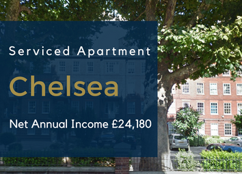 Thumbnail 1 bed flat for sale in Chelsea, London