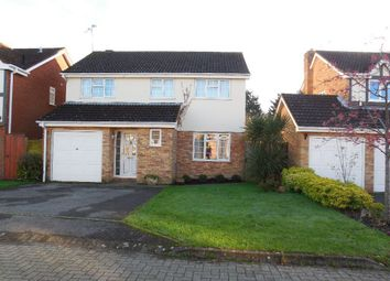 Thumbnail 4 bed detached house to rent in Pelican Mead, Ringwood