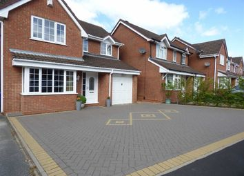 Thumbnail 4 bed detached house for sale in Trecastle Grove, Lightwood, Stoke-On-Trent