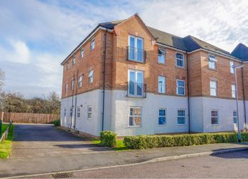 2 bed flat for sale in Conyger Close, Corby NN18