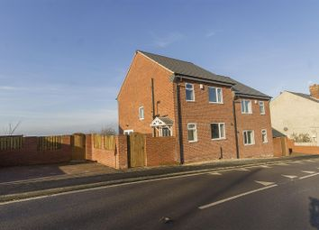 Thumbnail 3 bed semi-detached house for sale in Rupert Street, Lower Pilsley, Chesterfield