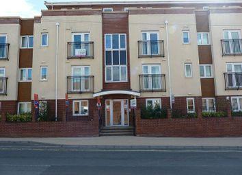 Thumbnail 1 bed flat to rent in Clarkes Court, Quay Street, Fareham