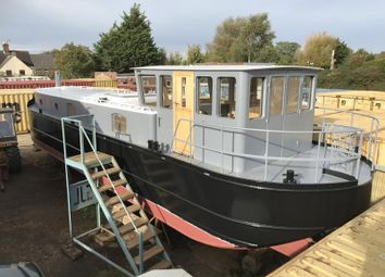 Thumbnail 1 bed houseboat for sale in ., Woodbridge, Suffolk