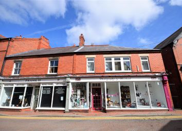 Thumbnail 2 bed flat for sale in Crane Street, Cefn Mawr, Wrexham