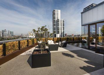 Thumbnail Studio for sale in Lower Riverside, Greenwich Peninsula SE10, London,