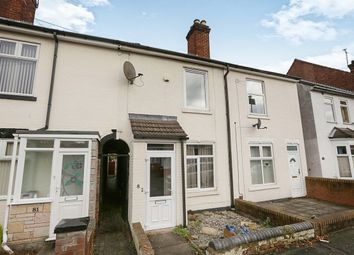 Thumbnail 3 bedroom terraced house for sale in Newbridge Street, Wolverhampton