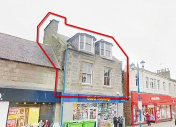 Thumbnail 2 bedroom flat for sale in 19-21 Broad Street, Fraserburgh AB439Ae