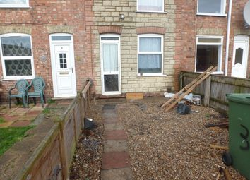 Thumbnail 2 bed property to rent in York Terrace, Wisbech