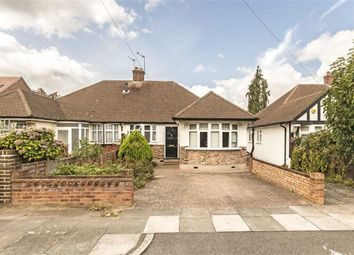 Thumbnail 4 bed bungalow for sale in Hazel Close, Whitton, Twickenham